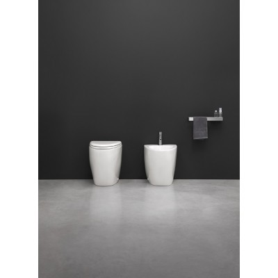 Toiletten  Nic Design Boot Toiletten  Boden + 003 058 004 059 005 012 +