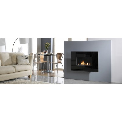 Camini British Fire Camino a Gas Wide 41 GWIDE41NMMF
