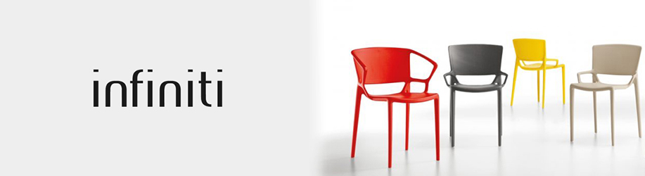Infiniti Design arredamento sedie tavoli